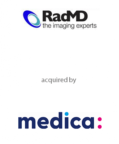 RadMD, LLC acquired by Medica Group PLC