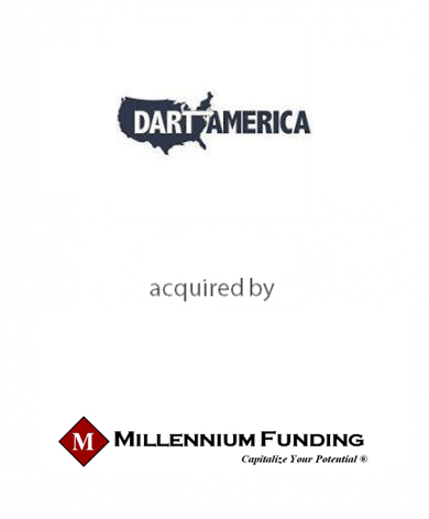 Dart Trucking Company, Inc. acquired by Millenium Funding