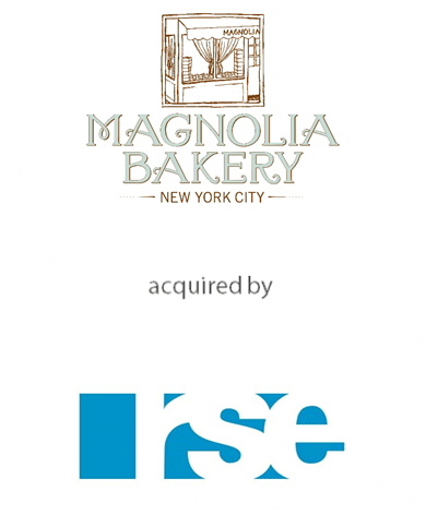 Magnolia Bakery acquired by RSE Ventures