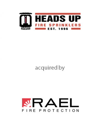 Heads Up Fire Sprinkler, Inc. and Heads Up Fire Sprinkler Service & Repair Corp.